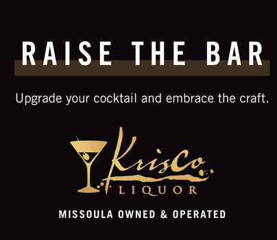 Raise the bar with Krisco Liquor